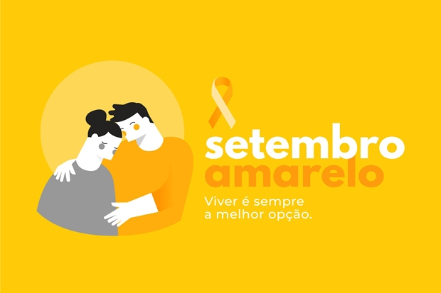 Setembro Amarelo: campanha é um importante instrumento de conscientização para a prevenção ao suicídio