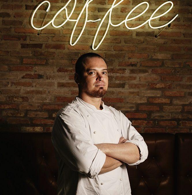 Bistrô Coffeetown reforça novo conceito com chef Ed Buacoski