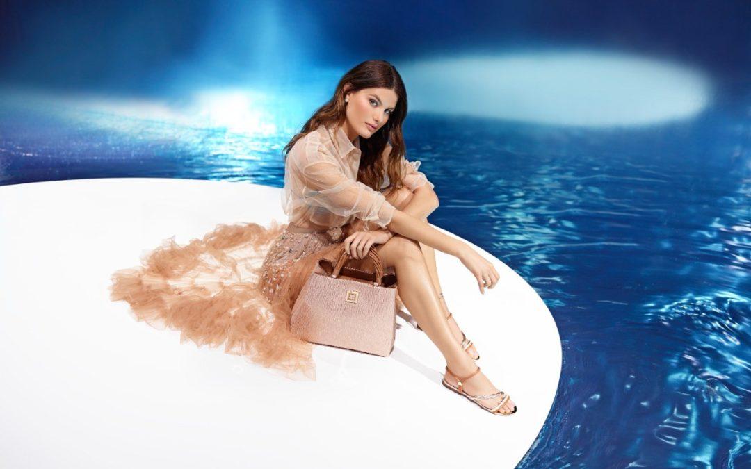 Isabeli Fontana e marca gaúcha Luz da Lua lançam coleção em formato digital